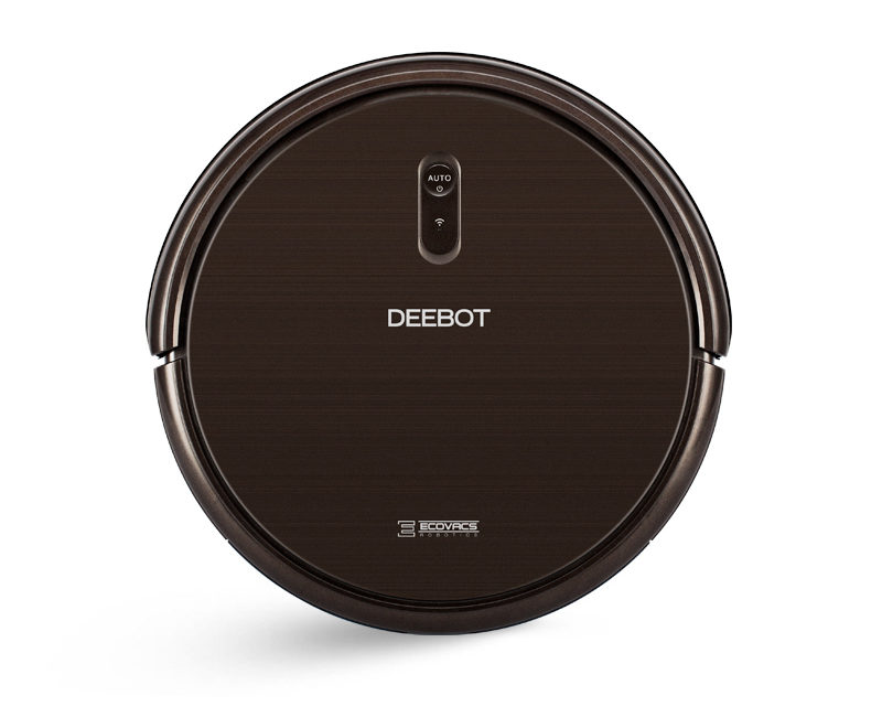 Ecovacs Deebot N79S Robot Vacuum with Alexa - Top View