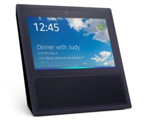 Amazon Echo Show with Alexa and Video Screen