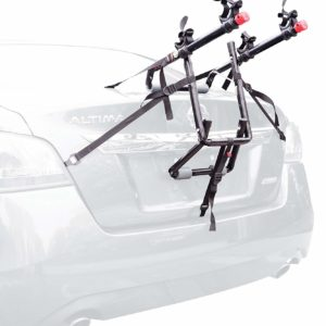 Bike Rack - Trunk Mounted - Dual - Allen Sports