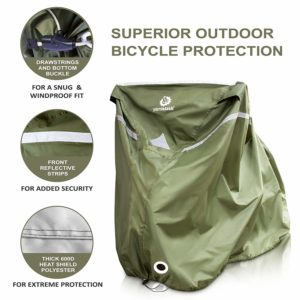 Bike Cover – Yardstash