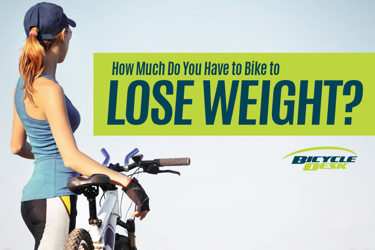 How Much Do You Have to Bike to Lose Weight