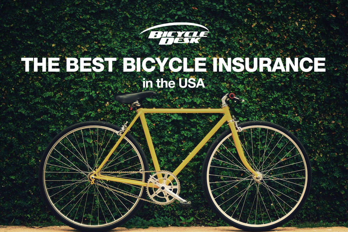 Best Bicycle Insurance in the USA