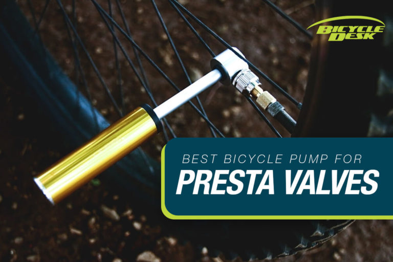 Best Bicycle Pump for Presta Valves