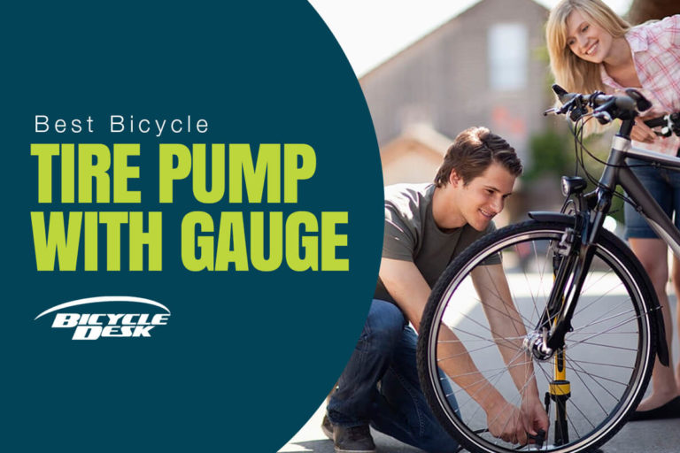 Best Bicycle Tire Pump with Gauge