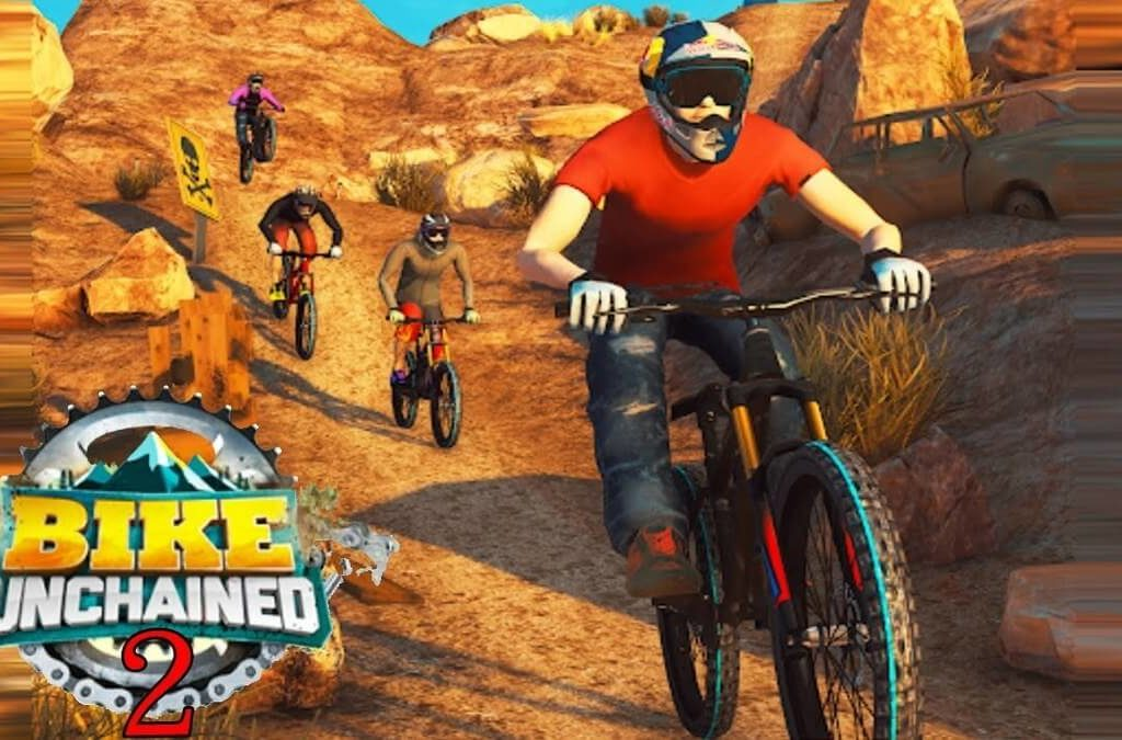 Bike Unchained - Game