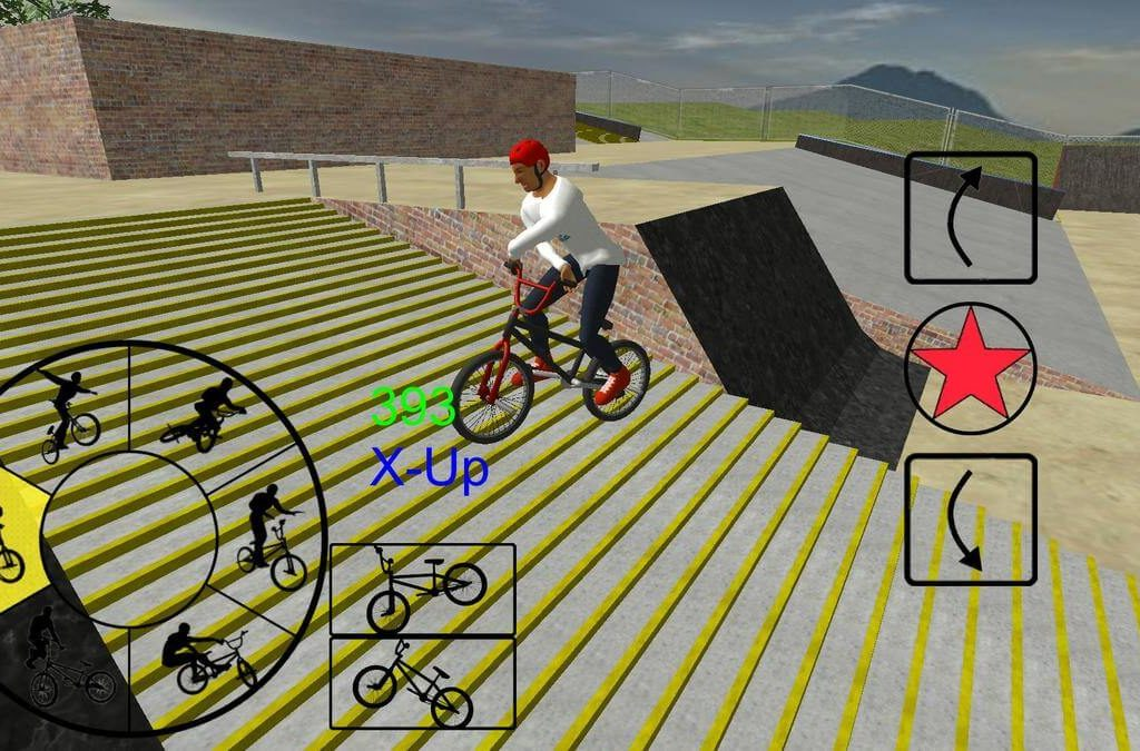 BMX Freestyle Extreme 3D - Game
