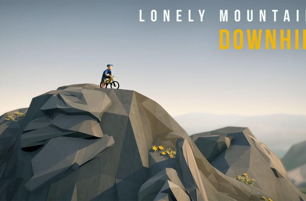 Lonely Mountain Downhill - Game