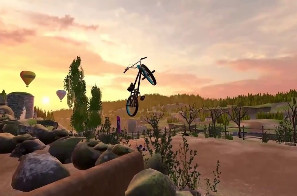 Touchgrind BMX - Game
